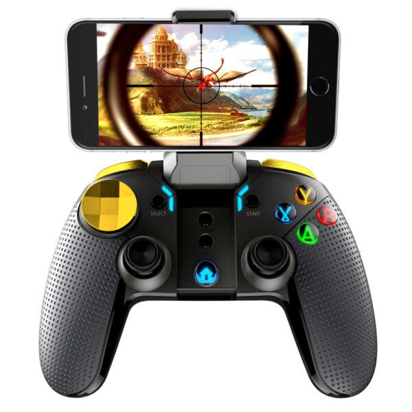 GAME PAD IPEGA GOLDEN WARRIOR PG-9118 ANDROID PUGB CALL OF DUTTY JOYSTICK